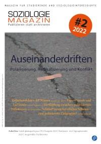 Bild auf der Startseite der Zeitschrift